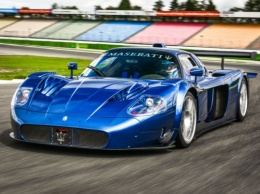 Maserati MC12 VC от Edo Competition