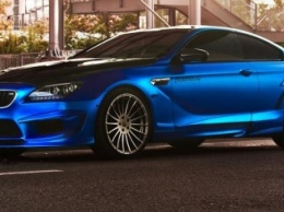 Hamann и Fostla объединились для тюнинга BMW M6 Coupe
