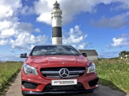 Тюнинг Mercedes-Benz CLA 45 AMG Shooting Brake от performmaster