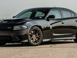 Hennessey представил Dodge Charger Hellcat HPE800