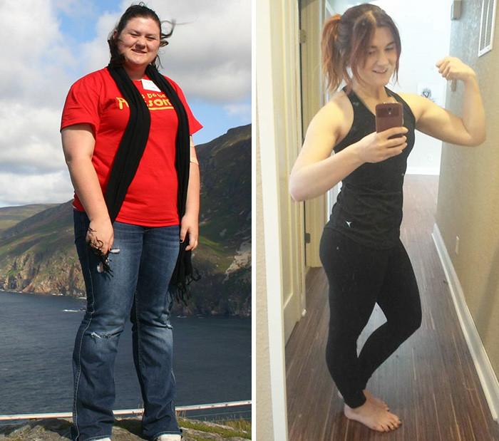 Примеры Успешного Похудения.