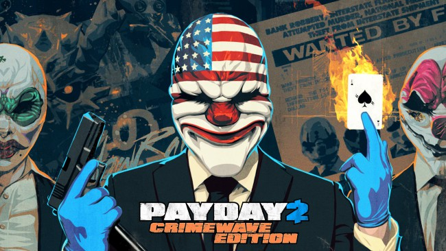 Обзор игры Payday 2: Crimewave Edition