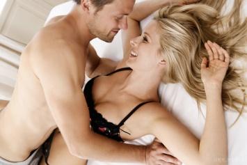 Во время секса произнести